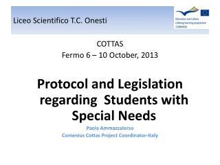 Liceo Scientifico T.C. Onesti