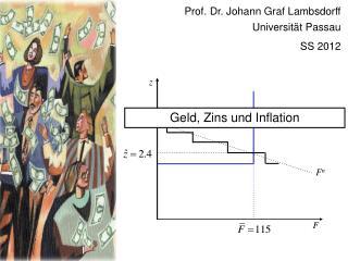 Prof. Dr. Johann Graf Lambsdorff Universität Passau SS 2012