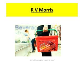 R V Morris