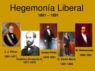 Hegemon a Liberal
