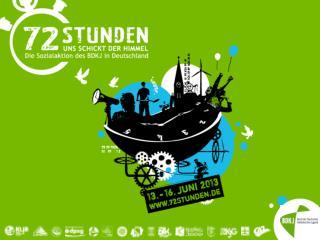 72 Stunden – Uns schickt der Himmel Die Sozialaktion des BDKJ in  Deutschland