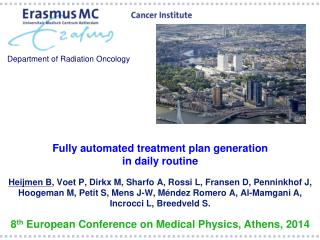 Fully automated treatment plan generation in daily routine