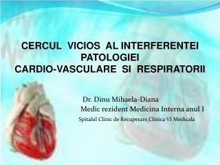 Dr. Dinu Mihaela-Diana
