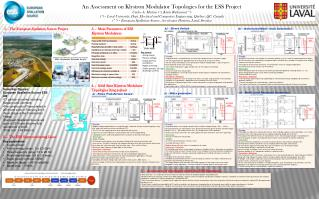 An Assessment on Klystron Modulator Topologies for the ESS Project
