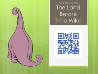 The Land Before Time The Land Before Time  Wikki