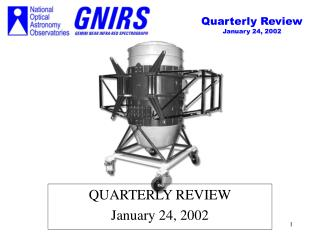 QUARTERLY REVIEW January 24, 2002