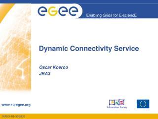 Dynamic Connectivity Service