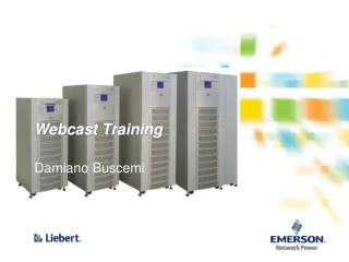 Webcast Training