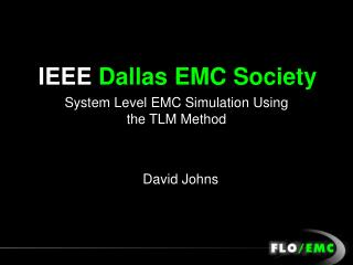 IEEE  Dallas EMC Society