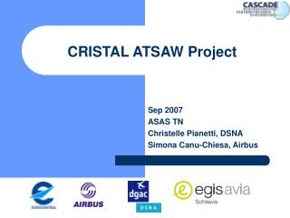 CRISTAL ATSAW Project