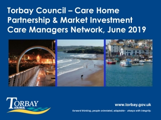 Adult Health  Social Care Integration Within Torbay