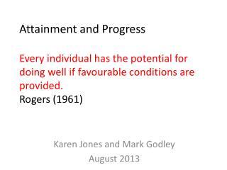 Karen Jones and Mark Godley August 2013