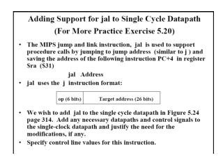 Adding Support for swap to Multi Cycle Datapath