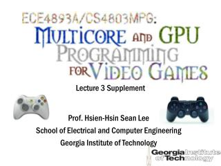 Lecture 3 Supplement