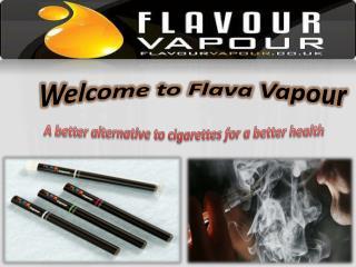 FLAVA Vapour