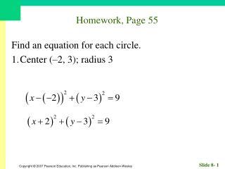 Homework, Page 55