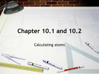 Chapter 10.1 and 10.2