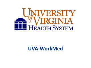 UVA-WorkMed