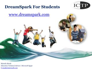 DreamSpark For Students