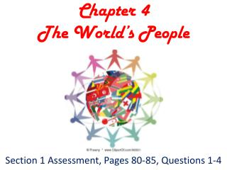 Chapter 4  The World's People