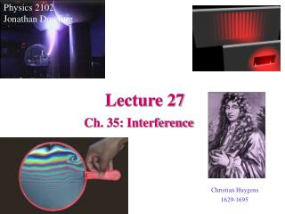 Lecture 27