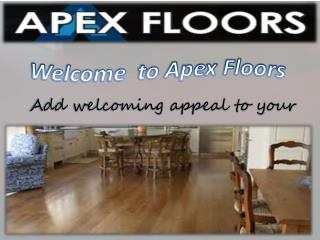 Apex Floors Sanding
