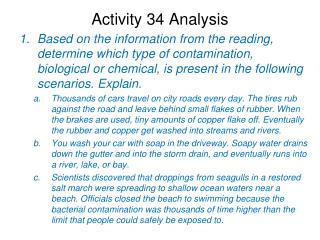 Activity 34 Analysis