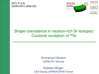 Shape coexistence in neutron-rich Sr isotopes: Coulomb excitation of  96 Sr
