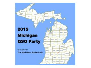 2015 Michigan QSO Party