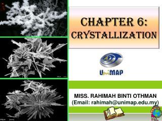 MISS. RAHIMAH BINTI OTHMAN (Email: rahimah@unimap.my)