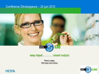 Conférence Développeurs  – 24  juin  2010