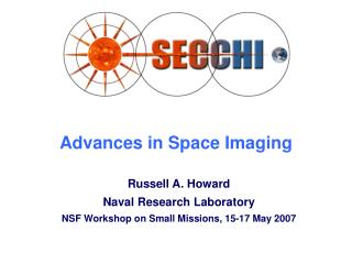 Advances in Space Imaging