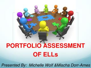 PORTFOLIO ASSESSMENT OF ELLs