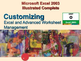 Microsoft Excel 2003  Illustrated Complete