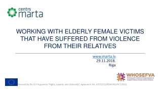 Independence and security   Preventive social work for the elderly in Finland