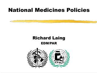 National Medicines Policies