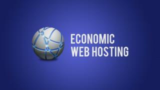 Economic Webhosting