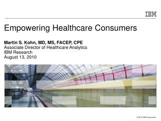 We � the US Healthcare Ecosystem do NOT know how to play as a team. . .