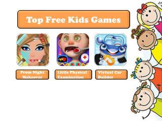 Top Free Kids Games