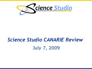Science Studio CANARIE Review