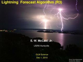 Lightning  Forecast Algorithm (R3)