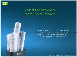 Zend Framework and Dojo Toolkit