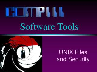 UNIX Files and Security