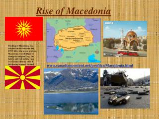 Rise of Macedonia