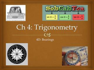 Ch  4: Trigonometry