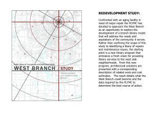 REDEVELOPMENT STUDY: