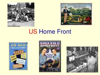 US  Home Front