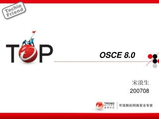 OSCE 8.0