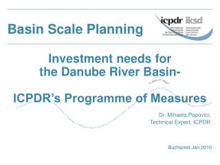 Basin Scale Planning