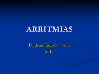 ARRITMIAS